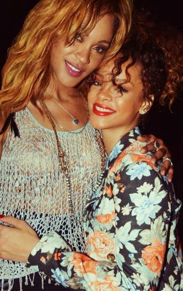 Rihanna & Shontelle Photographed In Barbados By Alex Jackson